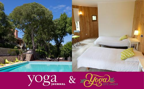 Yoga & ayurveda – Hameau de l'étoile (34) – Du 15 au 17 novembre