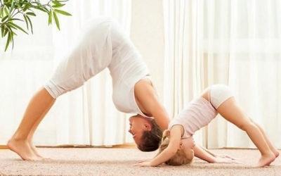 Cours yoga duo – Parent/enfant – Samedi 18 janvier
