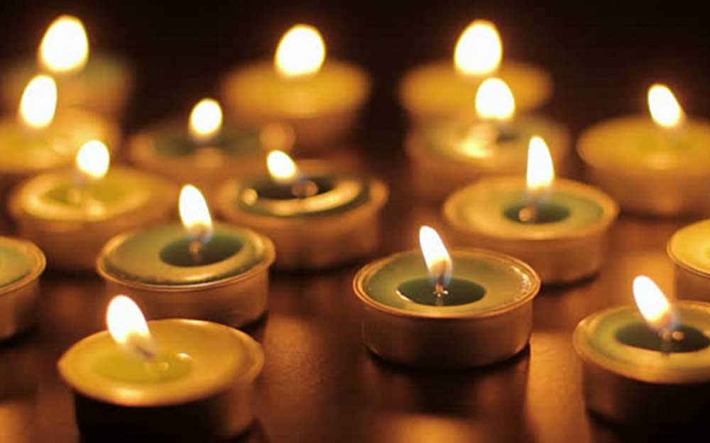 Méditation à la bougie – Vendredi 25 septembre