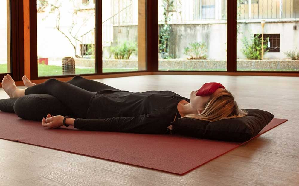 Yoga régénérateur – Samedi 11 juillet