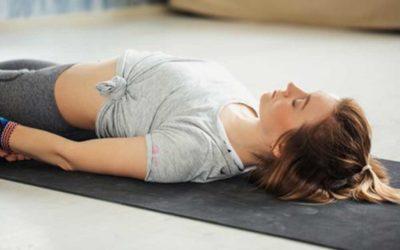 Yoga nidra – Samedi 18 janvier