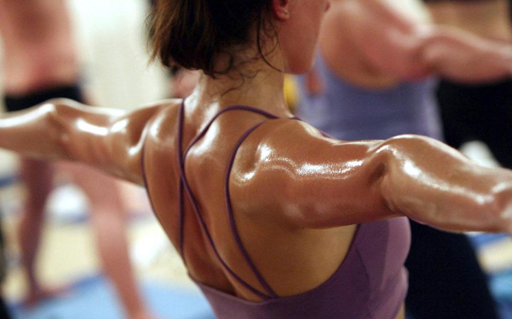 Hot yoga – Mardi 4 février