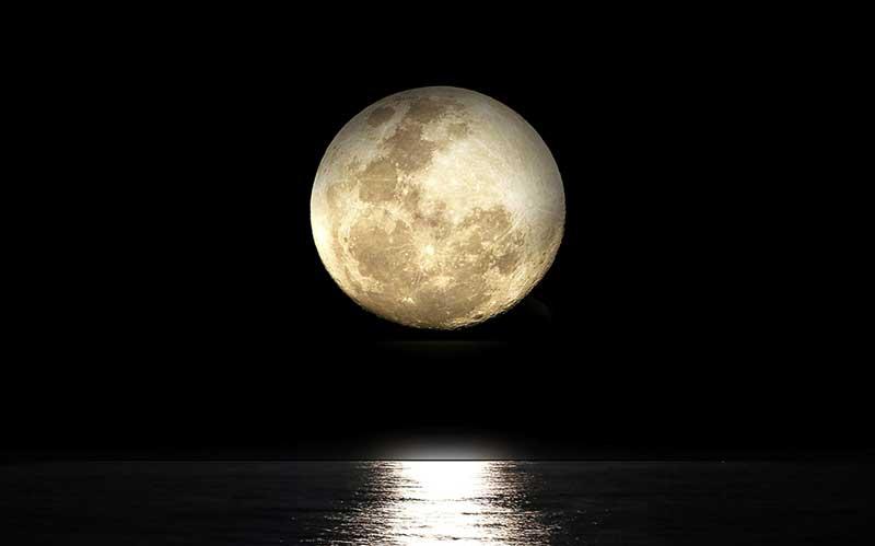 Full moon – Samedi 4 juillet